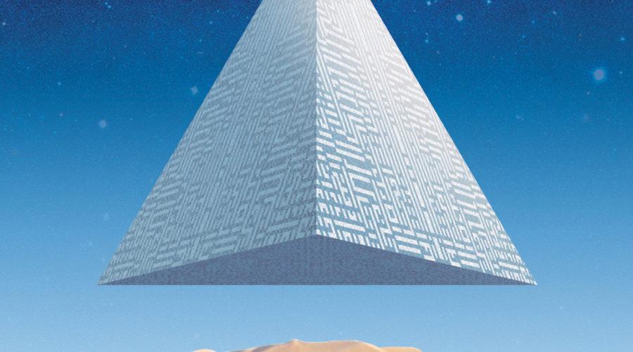 Desert Monolith – Taivaantahystaja